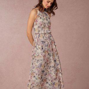 BHLDN -Alana floral- Donna Morgan -Size 2